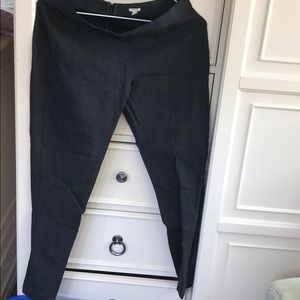 J.crew skinny, tight cropped pants